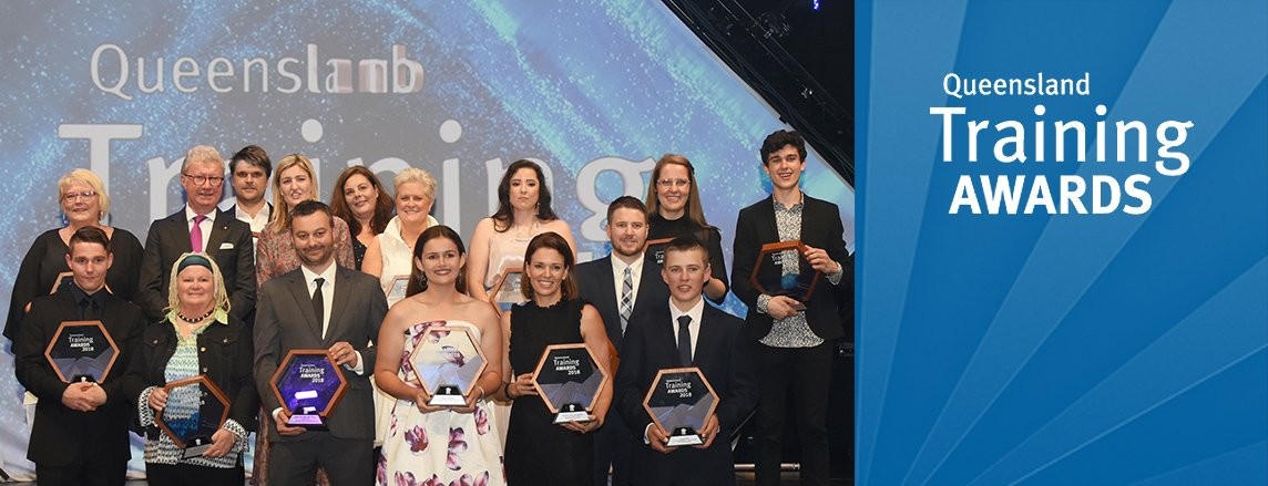 Queensland Training Awards – TAFE Queensland is the 2018 Large Training Provider of the Year!
